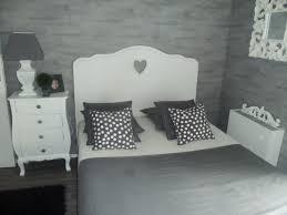 chambre fille grise chambre fille ado blanc et gris