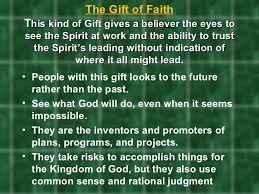 faith gifts discovering your spiritual gifts