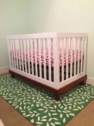 Convertible Crib Plans Blankets Swaddlings Land Of Nod Convertible Cribs In