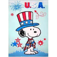 snoopy patriotic flag charles schulz u0027s snoopy u0027s