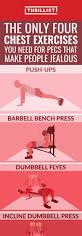 best 25 chest exercises for mass ideas on pinterest chest