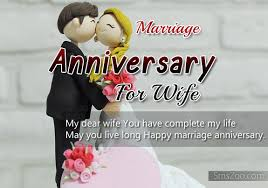 Wedding Wishes Husband To Wife Romantic Marriage Anniversary Text For Wife Love Sms