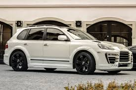 Porsche Cayenne 955 Body Kit - wide body kit for porsche cayenne 957 sr66 design body kits