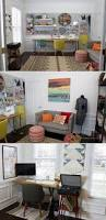creative home office reveal