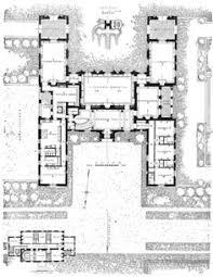 Parc Imperial Floor Plan Detail Of Ground Floor Plan Of Castle Howard Projetos