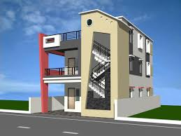 Front Elevation Design by Home Elevation Designs In Hyderabad Ideasidea