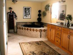 Ideas For Bathroom Decorating Themes by Bathroom Decorating Ideas With Tile Inspiration From For Small