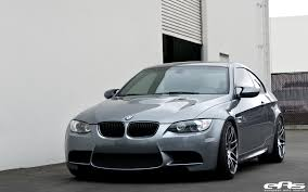 space grey bmw e92 m3 climbs on kw suspension at eas autoevolution