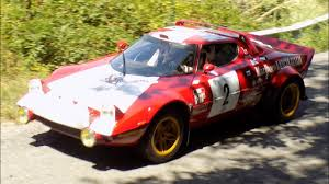 rally 4 regioni 2017 lancia stratos cars and sound youtube