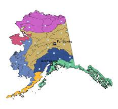 Alaska Weather Map by National Land Cover Database At The Alaska Science Center