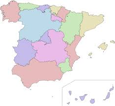 Santander Spain Map by Autonomous Communities Of Spain Wikipedia