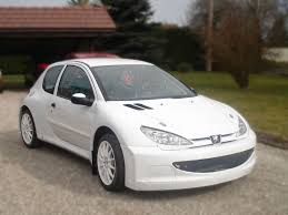 peugeot 206 turbo maxi motorsport