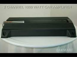 sony xplod xm zr1852 2 channel 1000 watt car amplifier xmzr1852
