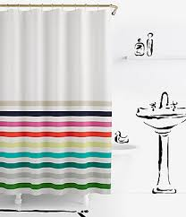 Dual Shower Curtain Hooks Home Bath U0026 Personal Care Shower Curtains U0026 Rings Shower