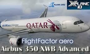 flight factor airbus 350 xwb advanced v1 3 update youtube