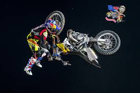 red bull freestyle motocross clinton moore x fighters world champ mcnews com au