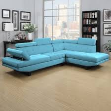 Turquoise Leather Sectional Sofa Blue Sectional Sofas You U0027ll Love Wayfair
