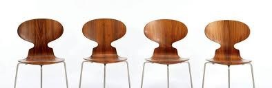 Arne Jacobsen Dining Chairs Arne Jacobsen Dining Table 4 Ant Chairs