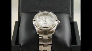 tag heuer ads tag heuer 2000 exclusive full size man with a white dial stainless