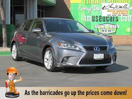 lexus murray utah pre owned 2014 lexus ct 200h hybrid hatchback in sandy s2506