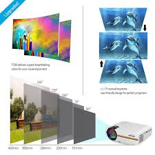 amazon black friday 150 tv amazon com meyoung tc80 led mini projector home theater lcd hd