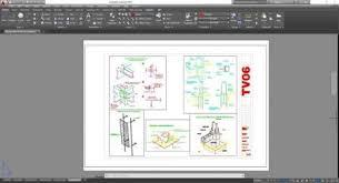 layout en español como se escribe dato como dar escala a los planos en la pestaña layout del programa