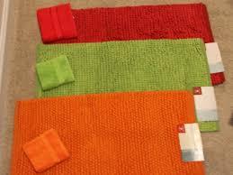 Green Kitchen Rugs Orange Kitchen Rugs Rugs Design