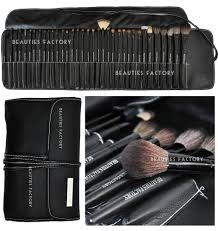 bf 35 pcs professional makeup brushes set all time artist pure