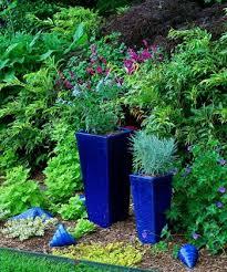 32 best garden cobalt blue images on cobalt blue