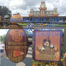 what is mickey s halloween party 2016 mickey u0027s not so scary halloween party is here the disney moms
