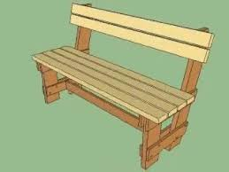 Wood Bench Plans Free by Best 25 Wooden Garden Benches Ideas On Pinterest Craftsman