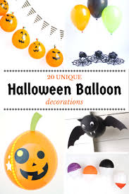 Unique Halloween Party Ideas 20 Halloween Party Balloon Decorations Diycandy Com