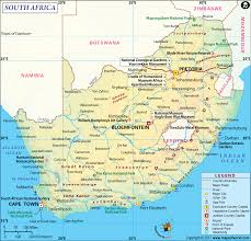 Map Me Home S Africa Map Africa Map