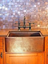 copper backsplash tiles for kitchen attractive copper backsplash tiles with regard to kitchen for idea