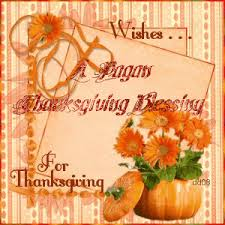 the spirit path wicca and thanksgiving