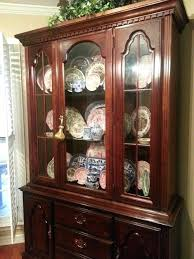oak dining room sets with china cabinet dining sets with china cabinet cherry dining table chairs china