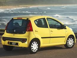 peugeot yellow peugeot 107 5 doors specs 2005 2006 2007 2008 autoevolution