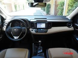 suv toyota inside 2016 toyota rav4 a better quieter suv aiming to be compact