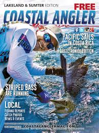 coastal angler magazine may lakeland u0026 sumter by coastal