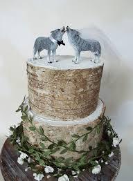 wedding cake toppers animal barn owl wedding cake topper bride