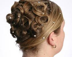 rhinestone hair bridal swarovski rhinestone hair snaps by artisticedition