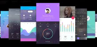 top 50 free mobile ui kits for ios u0026 android