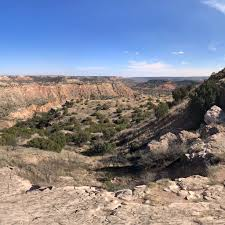 Palo Duro Canyon State Park Map Trip Review Palo Duro Canyon State Park Manic Exploration