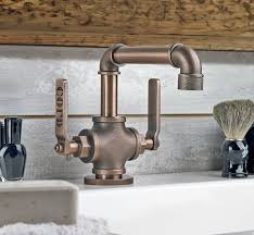 Vintage Style Bathroom Faucets Pump Style Bathroom Faucet