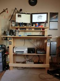 Standing Height Desk Ikea by Standing Desk Designs Best Home Furniture Decoration