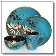 blue dinnerware sets the shoppers guide