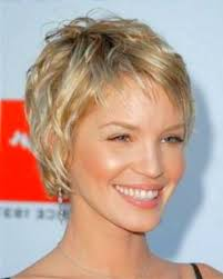 100 short hairstyles for women with round faces over 50