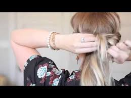 headband styler j o a n n a hair tutorial headband wrap up do