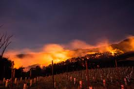Vacaville Wildfire Map by Public Calamity U0027 As California Wildfires Leave Apocalyptic Scenes