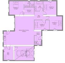 plan maison plain pied 6 chambres résultat de recherche d images pour maison contemporaine toit